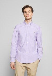 Polo Ralph Lauren - OXFORD - Camisa - grape - 0