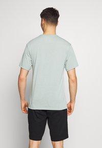 Fox Racing - ANALOG TECH TEE - T-Shirt print - light green - 2