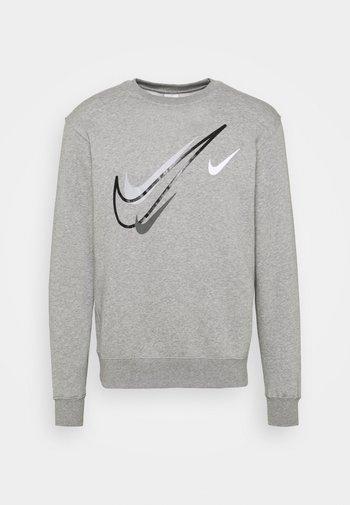 SOS CREW - Sweatshirt - grey heather