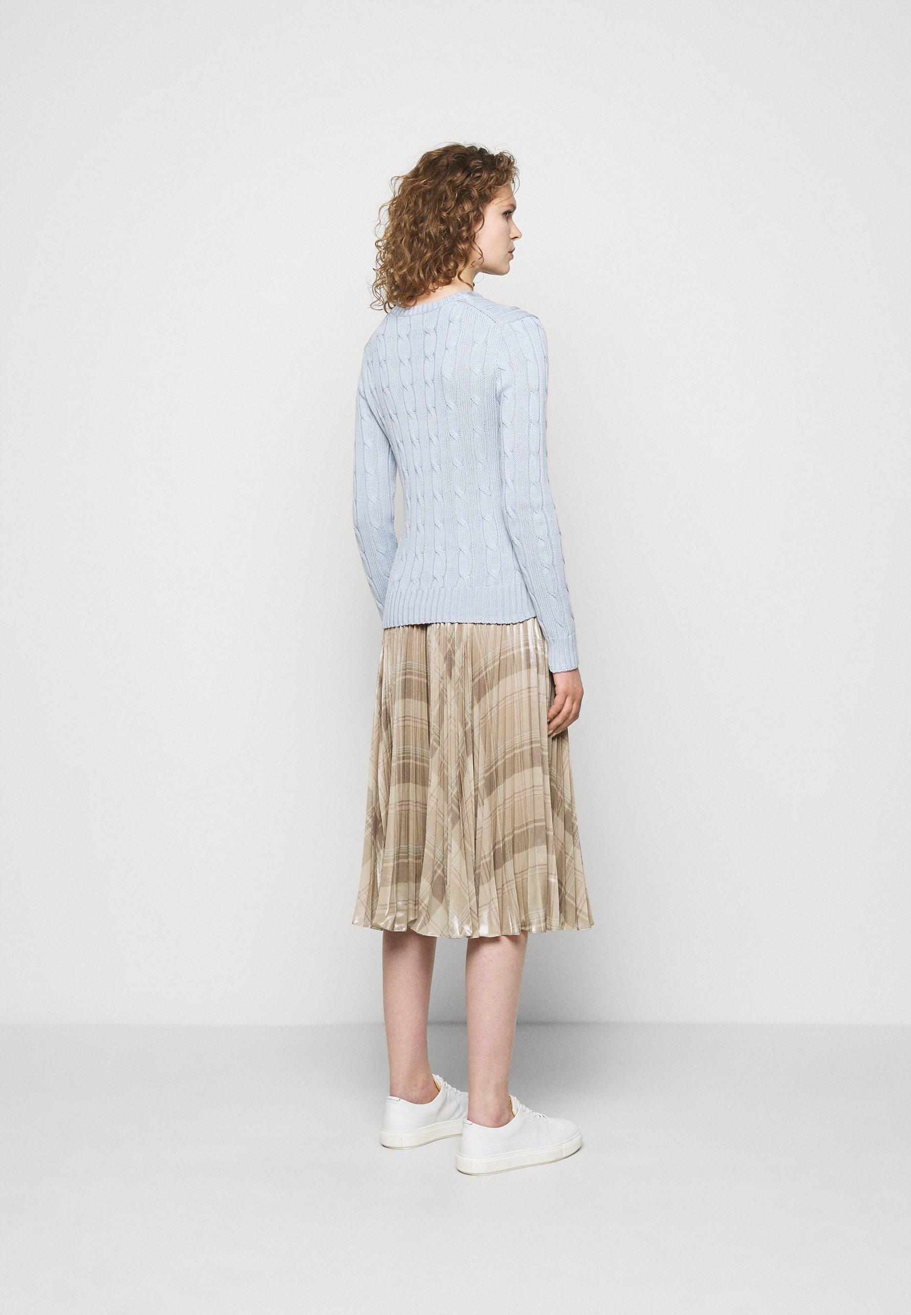 Femme PLAID SKIRT - Jupe plissée