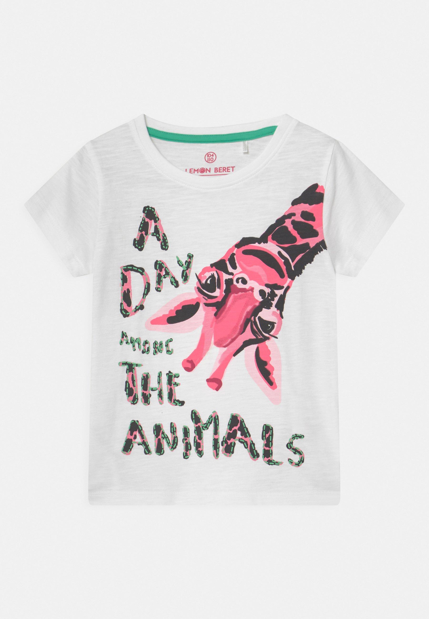 Kids SMALL GIRLS - Print T-shirt