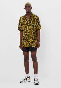 Bershka - Shirt - mustard yellow - 1