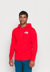 The North Face - IC CLASSIC HOODIE CLIMB - Luvtröja - fiery red - 2
