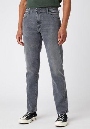 TEXAS - Straight leg jeans - grey ace