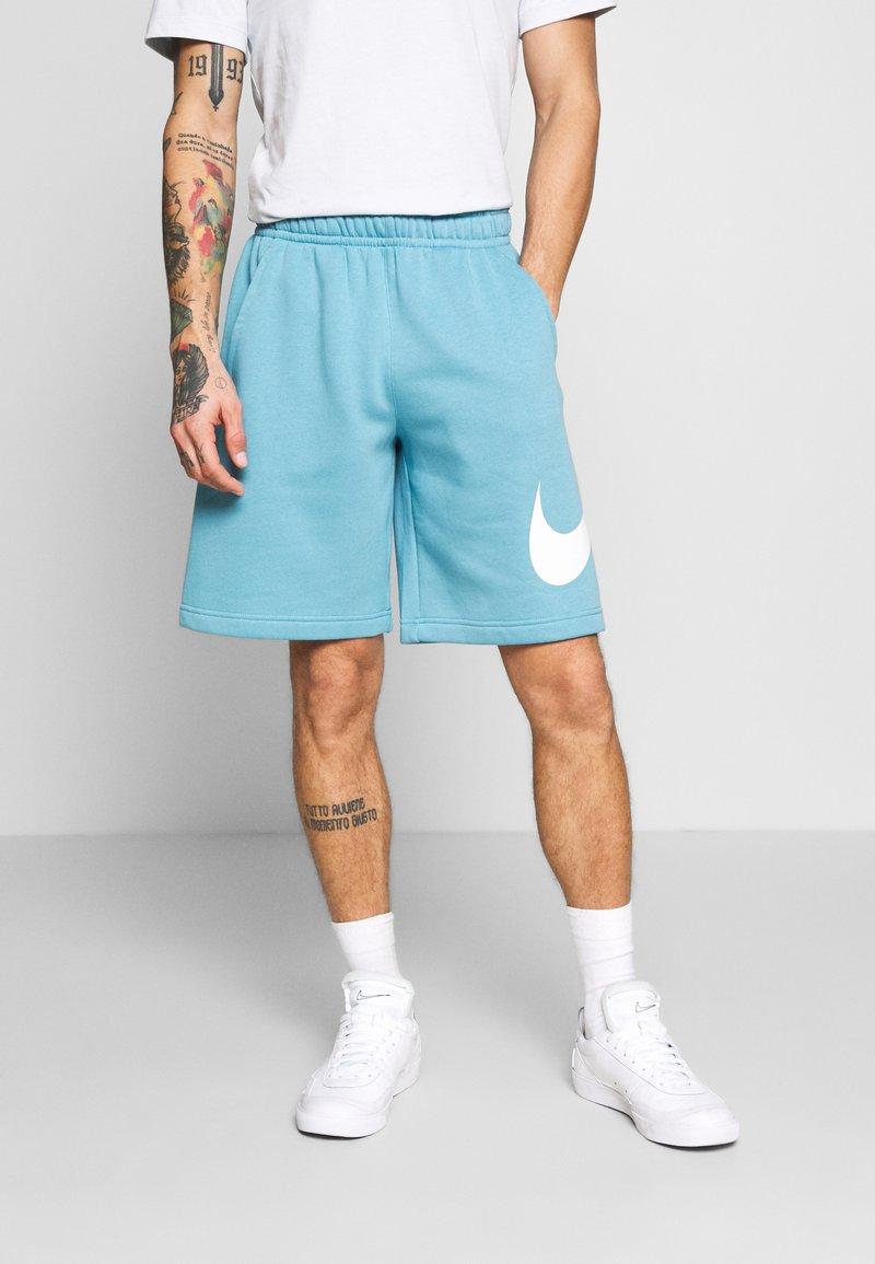 Nike Sportswear - CLUB - Shorts - cerulean