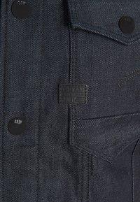 G-Star - ARC 3D SLIM PADDED - Denim jacket - kir denim/raw denim - 8