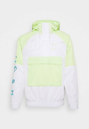 Windjack - barely volt/white/white/volt