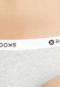 Rooxs - 3 PACK - Thong - grau - 2