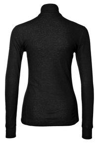 ODLO - WARM - T-shirt sportiva - black - 1