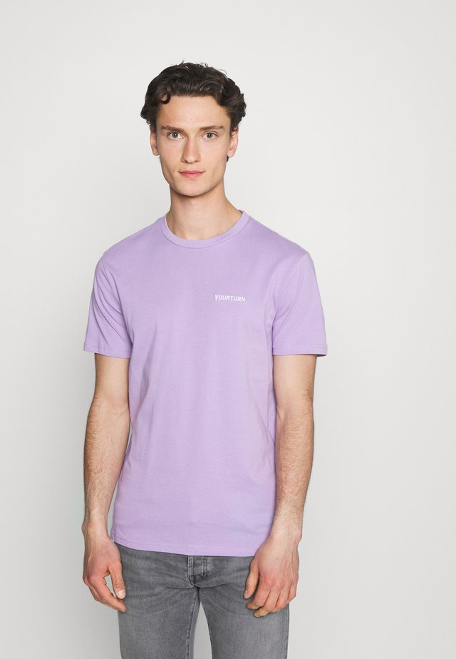 UNISEX - T-shirt basique - lilac