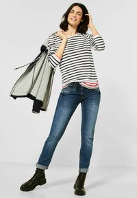 Cecil - Long sleeved top - weiß - 0