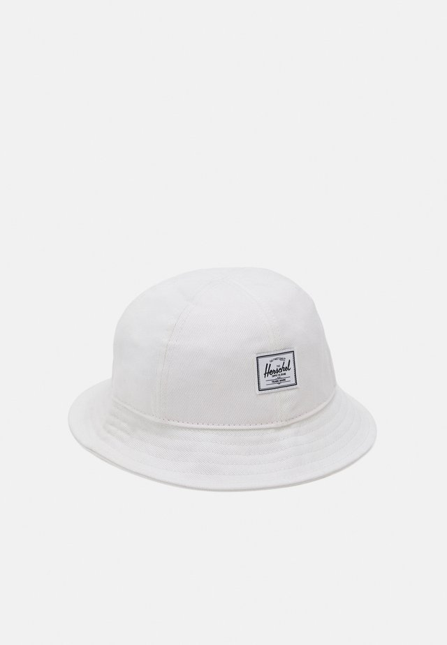 DELETION LIST UNISEX - Chapeau - blanc de blanc