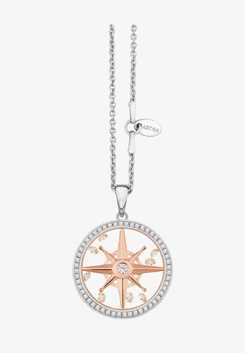 COMPASS - Necklace - rose gold plating