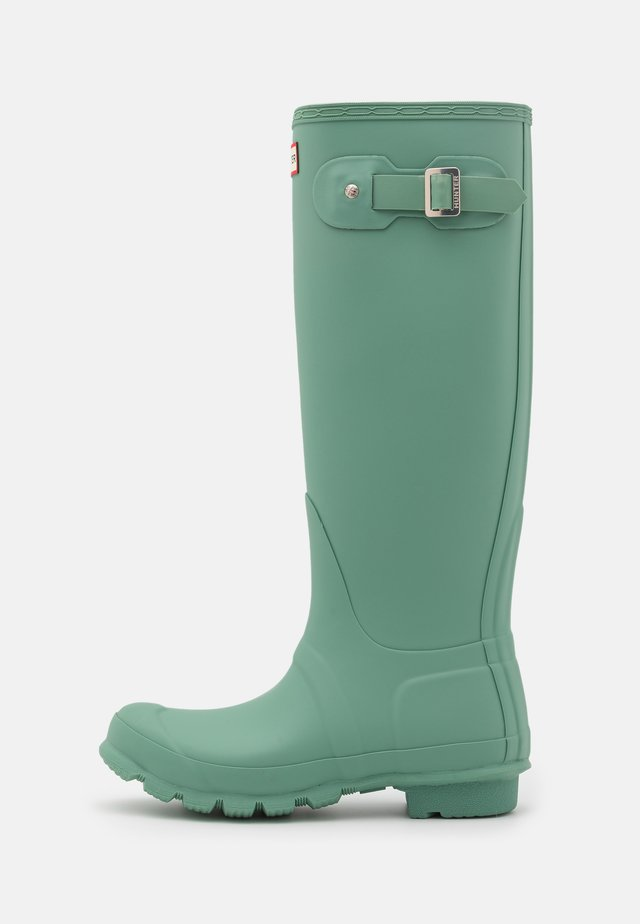 ORIGINAL TALL VEGAN - Wellies - Gummistøvler - sage skipper