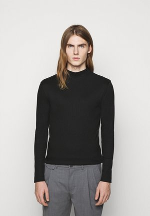 MORITZ - Long sleeved top - black