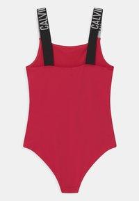 Calvin Klein Swimwear - Costume da bagno - pink heart - 1