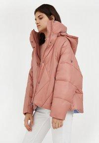 Finn Flare - Winter jacket - light pink - 3