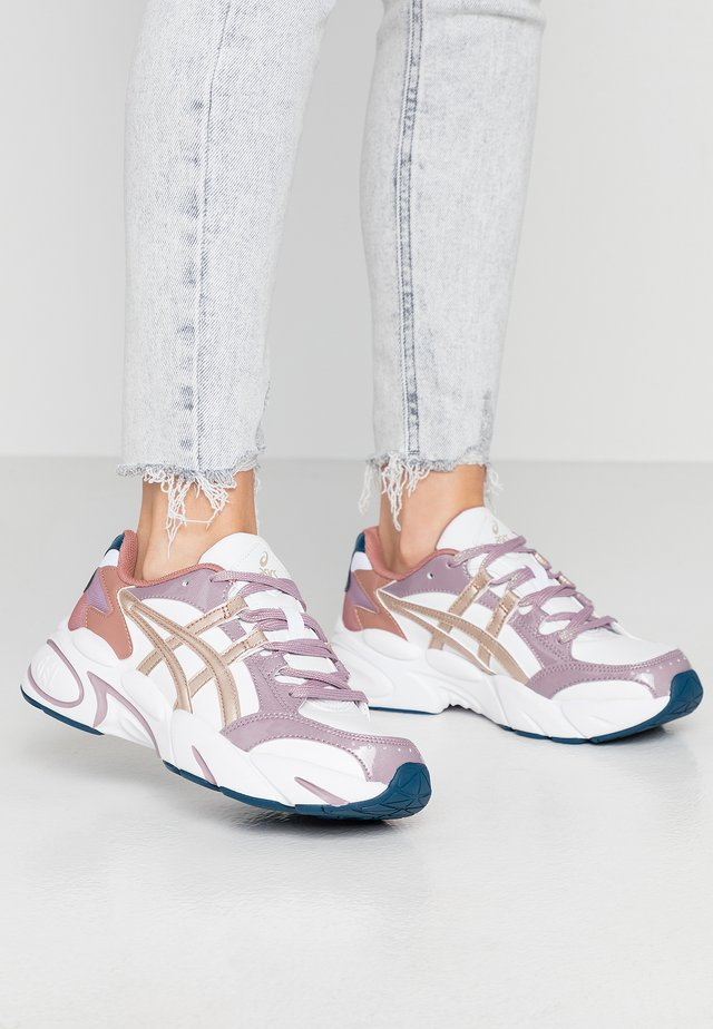 GEL-BND - Trainers - white/frosted almond