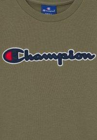 Champion Rochester - LOGO CREWNECK UNISEX - Sweatshirt - khaki - 2