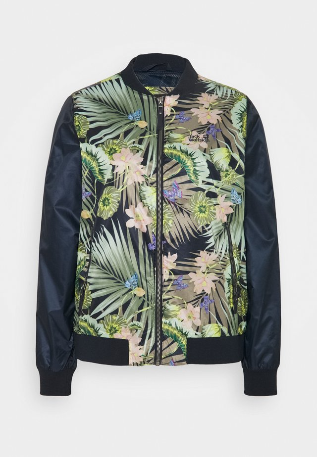 PARADISE - Outdoor jacket - midnight blue all over