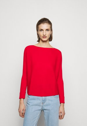 IMMENSO - Sweter - rosso