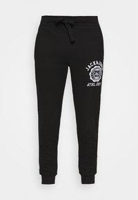 JJIGORDON JJRALPH PANTS  - Tracksuit bottoms - black