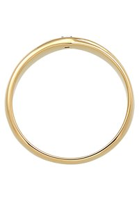 DIAMORE - WICKELRING SOLITÄR - Ring - gold-coloured - 4