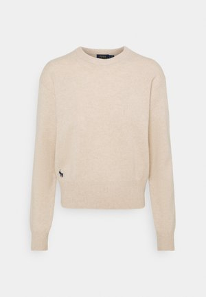 Jumper - tallow cream heat