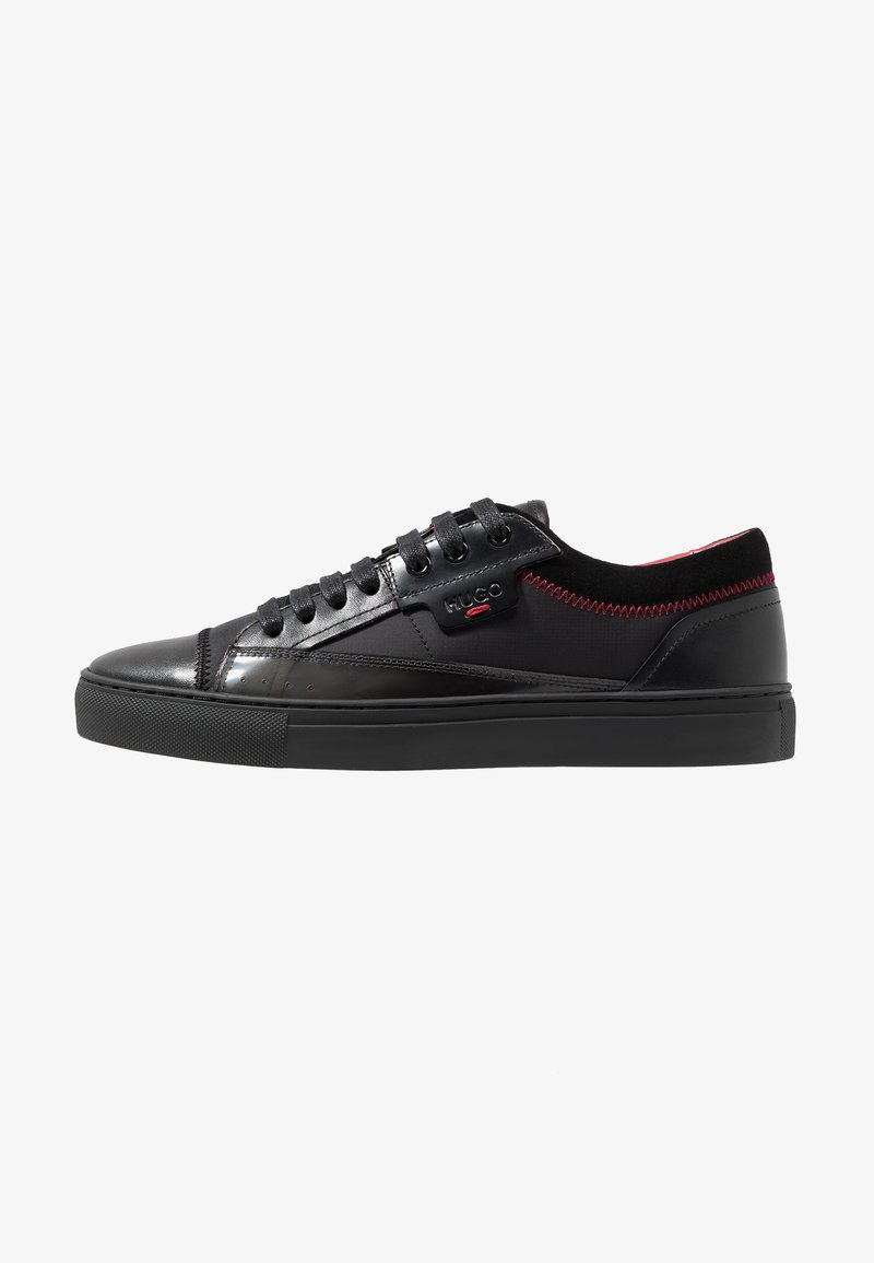 HUGO - FUTURISM - Sneakers basse - black