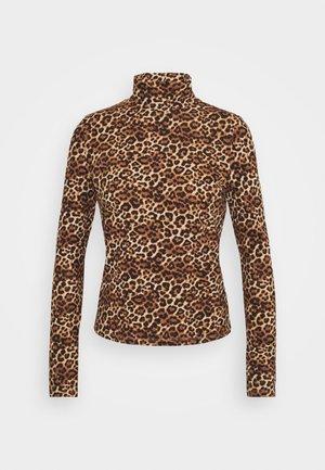 VANJA - Long sleeved top - brown