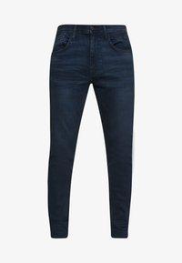 TWISTER - Džíny Slim Fit - denim black blue