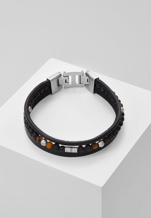 VINTAGE CASUAL - Armband - black