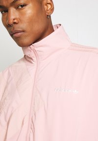 adidas Originals - PASTEL TRACKTOP - Trainingsvest - pink - 5