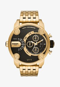 Diesel - LITTLE DADDY - Chronograph - gold-coloured - 1