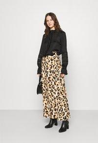 Fabienne Chapot - BOBO SKIRT - Maxi skirt - panther love - 1