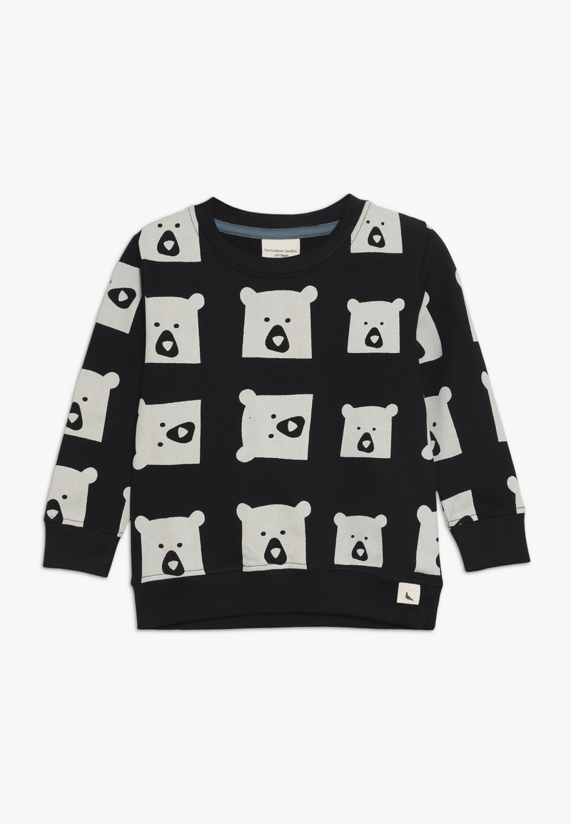 Turtledove - BEAR FAMILY - Sweatshirt - black