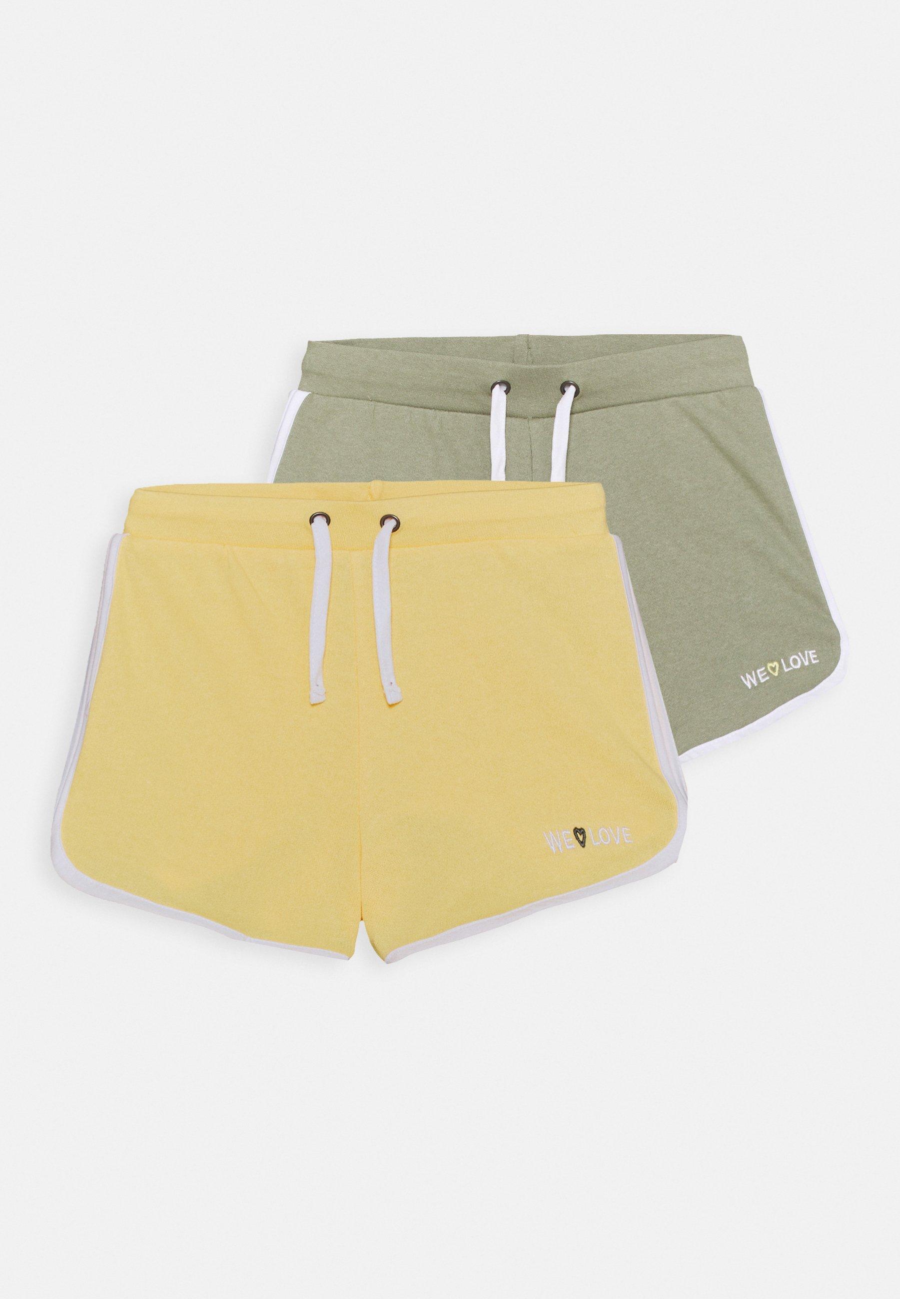 Kids TEEN GIRL SHORTS MULTIPACK  2 - Shorts
