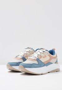 mtng - Sneakers basse - soft petroleo/suprima gris/claro yoda rosa - 4