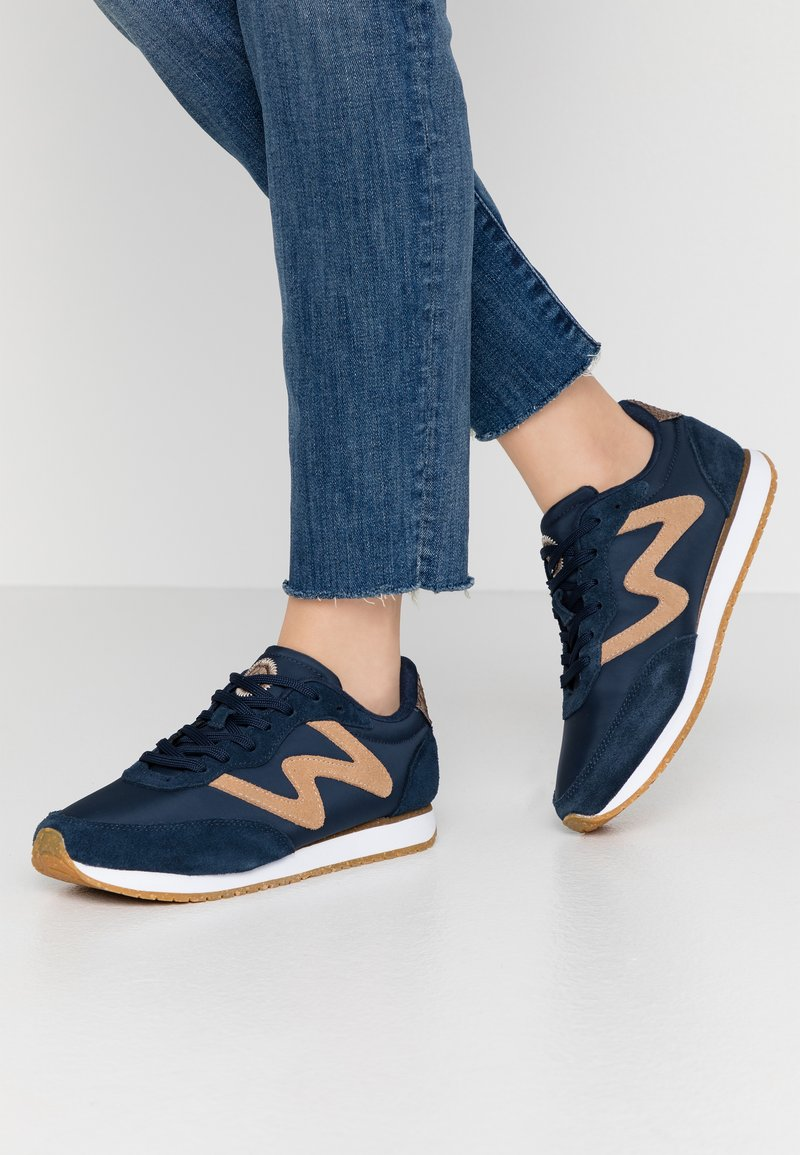 Woden - OLIVIA - Trainers - navy
