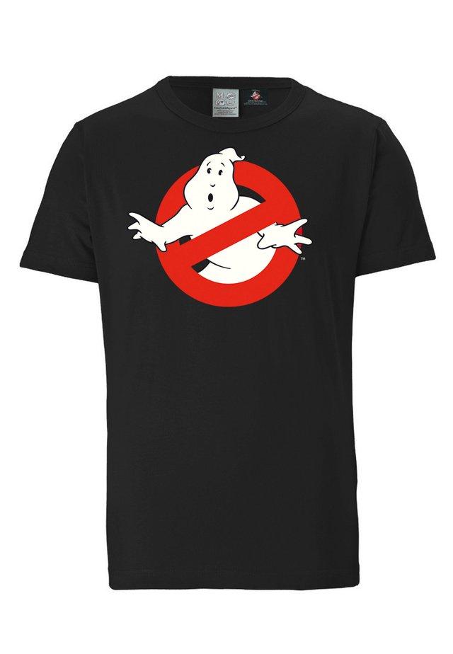 GHOSTBUSTERS NO GHOST - Print T-shirt - schwarz