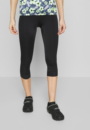 DAMEN - Collant - black