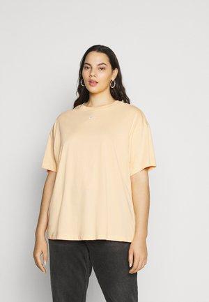 T-shirt basic - orange chalk