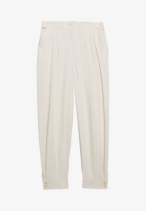 CHALO - Trousers - soft stone