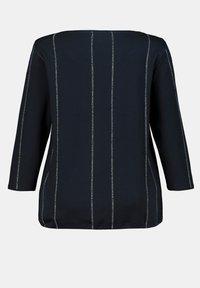 GINA LAURA - Long sleeved top - navyblau - 3