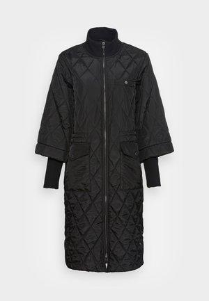 PROFY - Classic coat - black