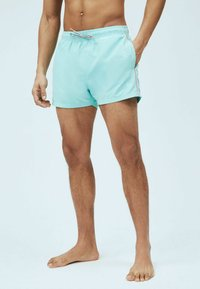 Pepe Jeans - NEW BRIAN - Swimming shorts - turquoise - 0