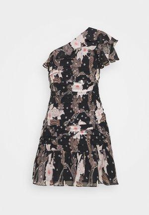 CALLIOPE MINI DRESS - Koktejlové šaty/ šaty na párty - black