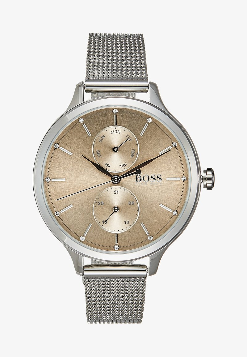 BOSS - PURITY - Watch - silver-coloured