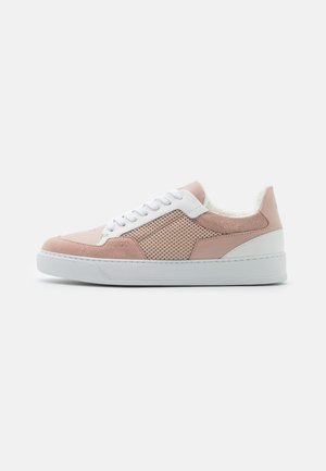 VERA LACE UP - Sneakers basse - light beige