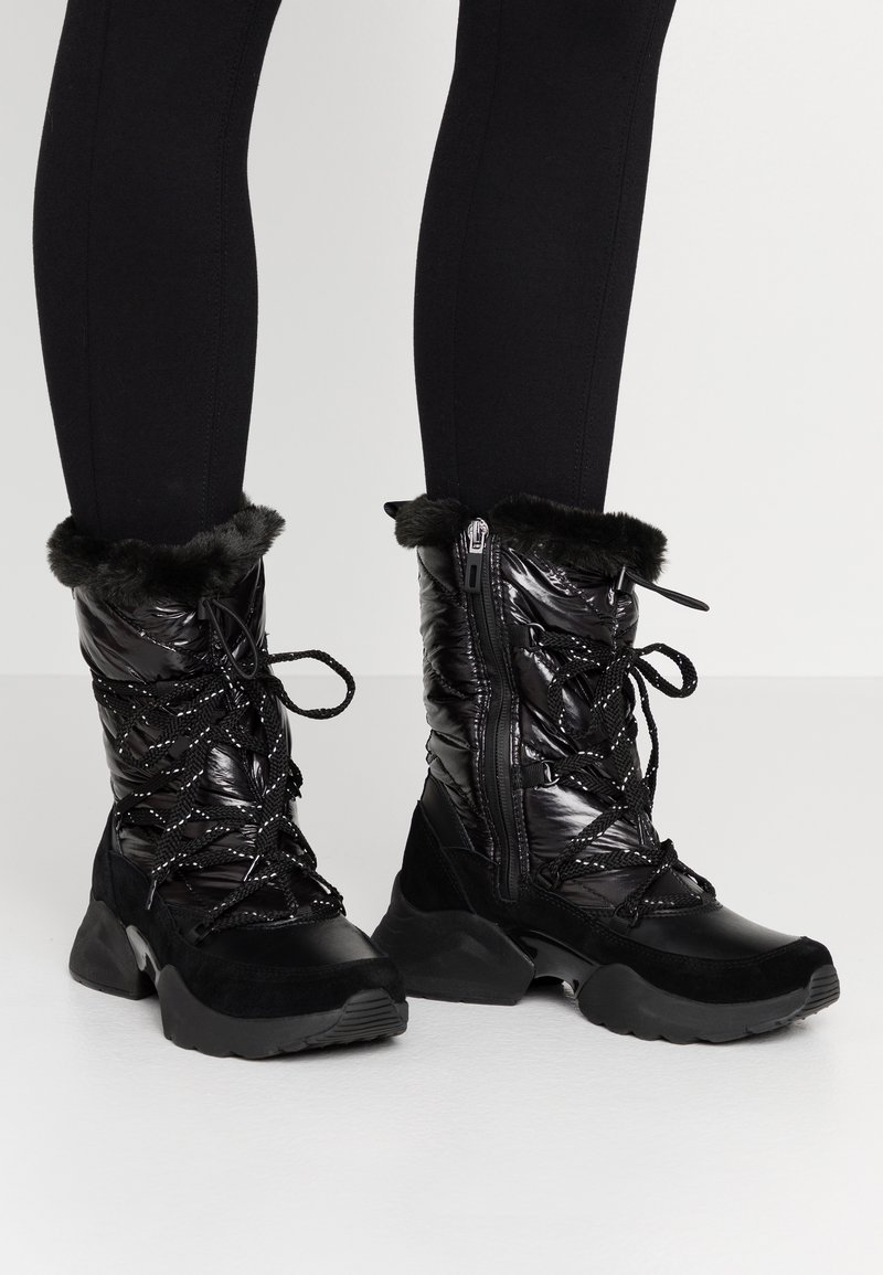 Tamaris - Winter boots - black